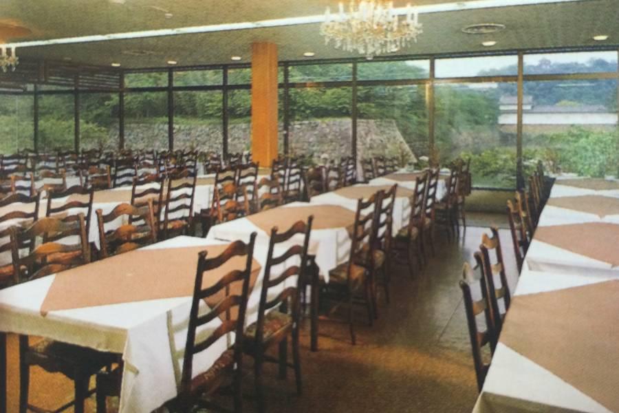 レストラン彦根城 1980年代