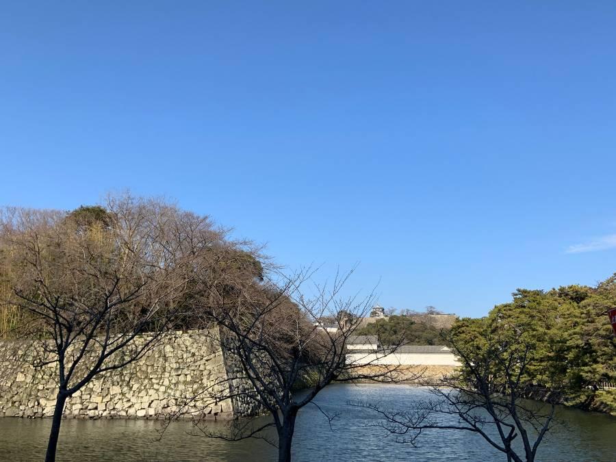 |彦根お天気ブログ| 雲一つない空\(^o^)/