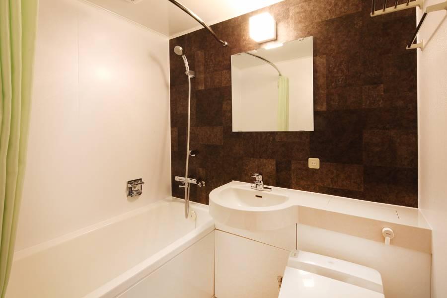 シングルルーム バスルーム改装