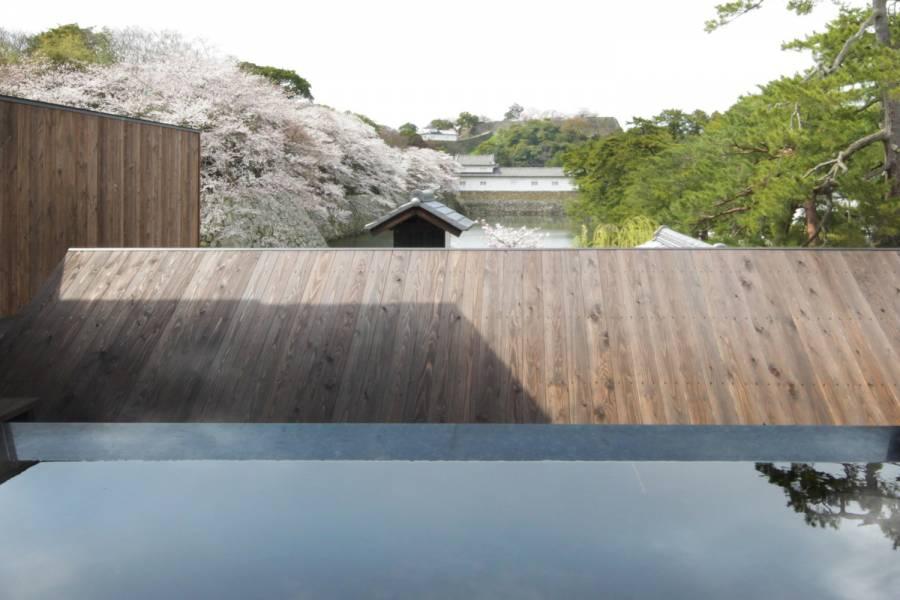 桜の城見の湯