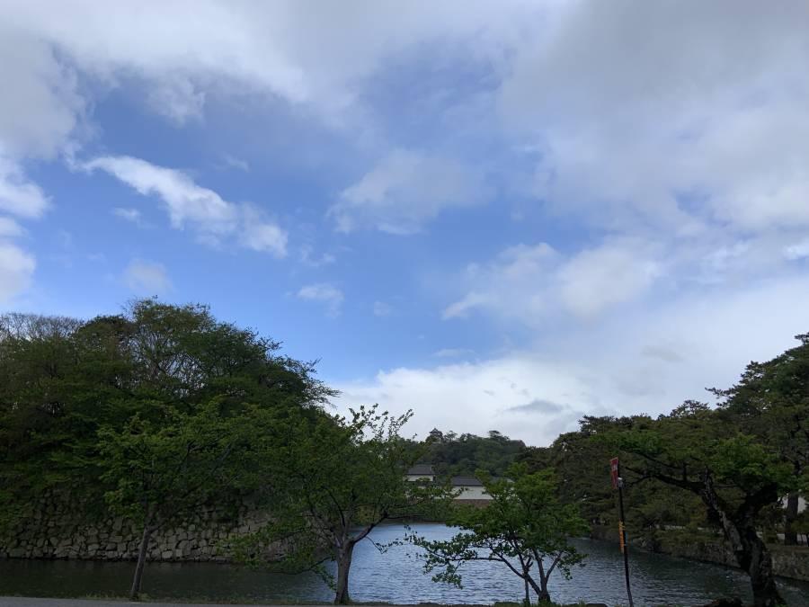 |彦根お天気ブログ| 連休初日(^^♪