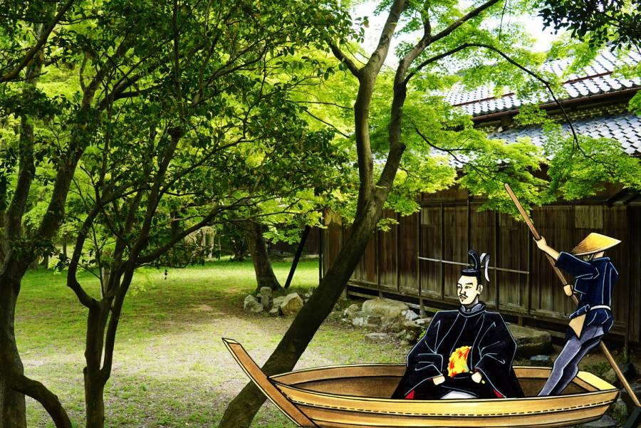 |GWイベント| お浜御殿(旧彦根藩松原下屋敷)庭園」特別公開