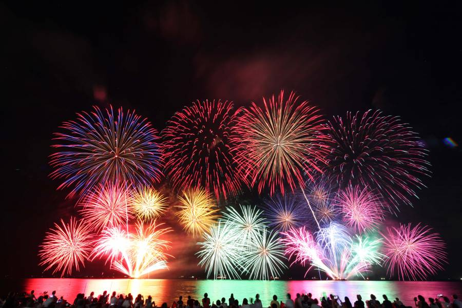 2019  彦根・北びわ湖大花火大会 ☆ 開催日決定!!! ーホテル周辺の花火情報ー