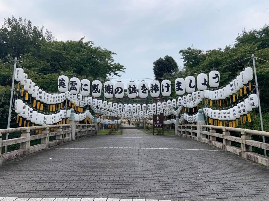 |彦根お天気ブログ|【みたま祭】本日開催☆