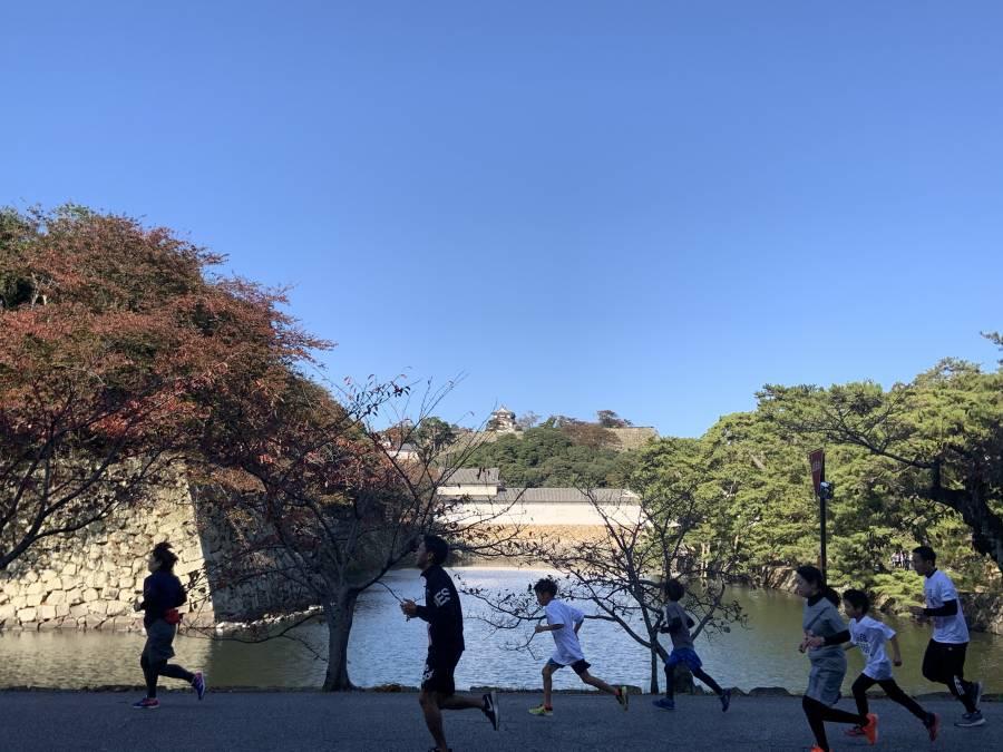|お天気ブログ|第33回彦根シティマラソンが開催されました♪