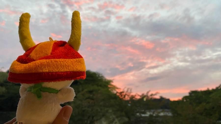 | 彦根お天気ブログ |秋はもうすぐ!