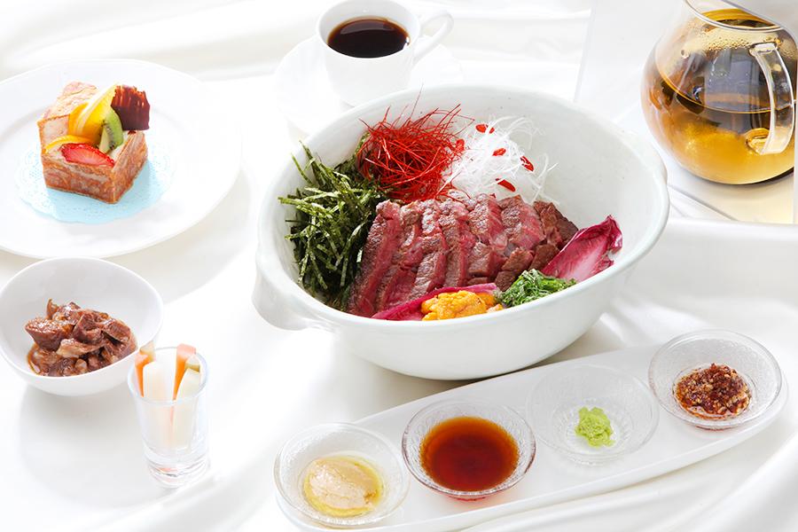 【1日1組2名様限定】近江牛ひつまぶしランチ ー1度は食べてみたい至福の贅沢ランチー