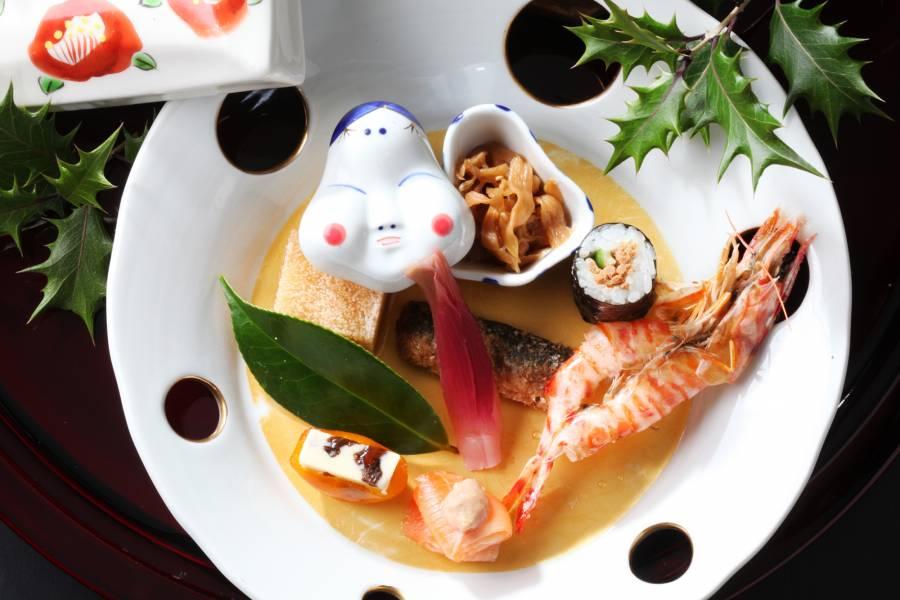 近江おもてなし旬菜会席 如月