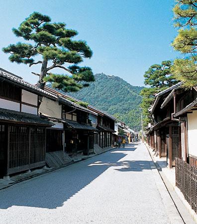 Hachiman-bori moat